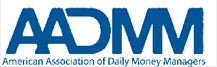 AADMM, American Association of Daily Money Managers